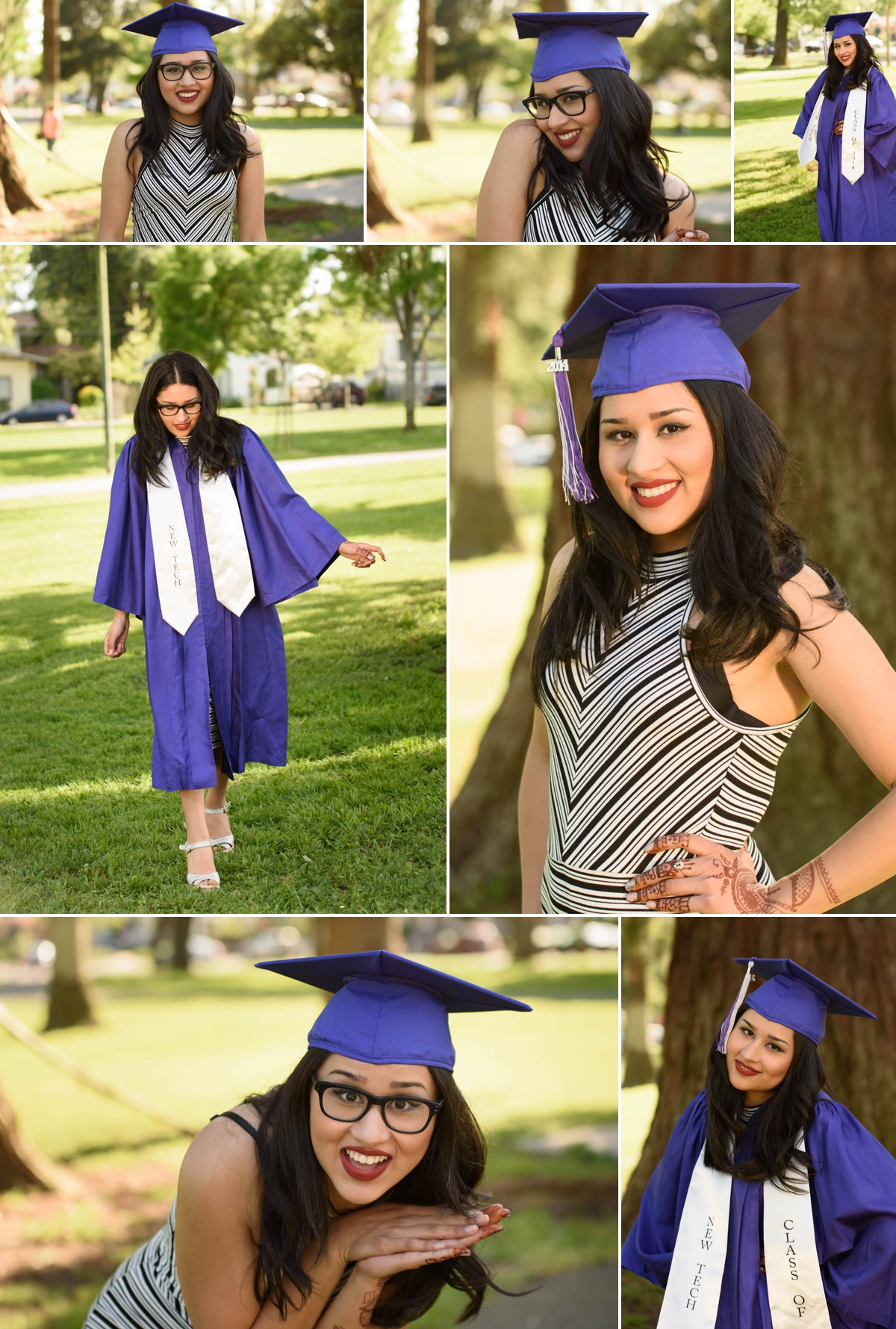 Cap and Gown Mini Sessions - Napa Teen and High School Senior ...
